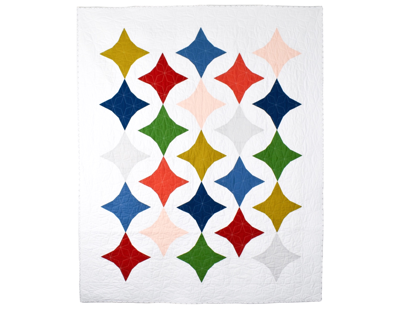 Zesty | A Quilt Pattern
