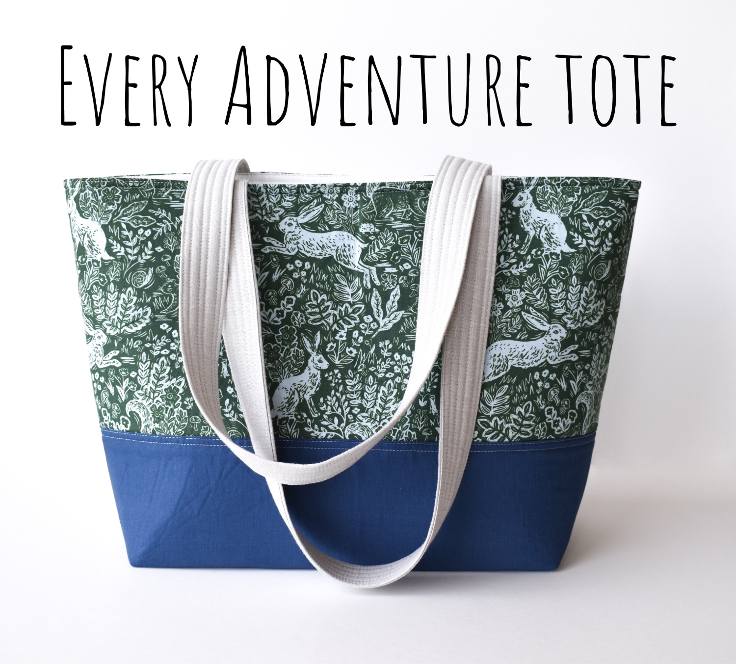 The Every Adventure Tote | A Tutorial