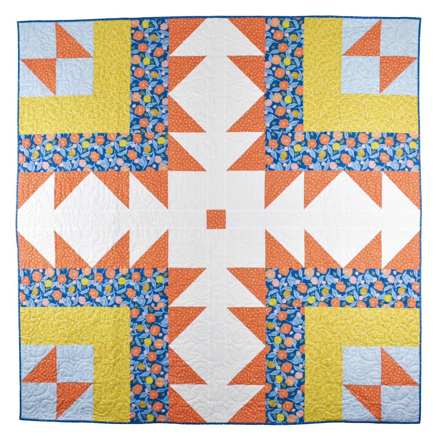 Rollakan Bear Path Quilt | A Finished Project