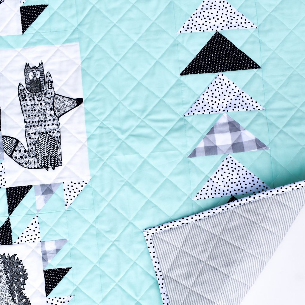 Nutcracker Suite Baby A Free Quilt Pattern Patchwork And Poodles