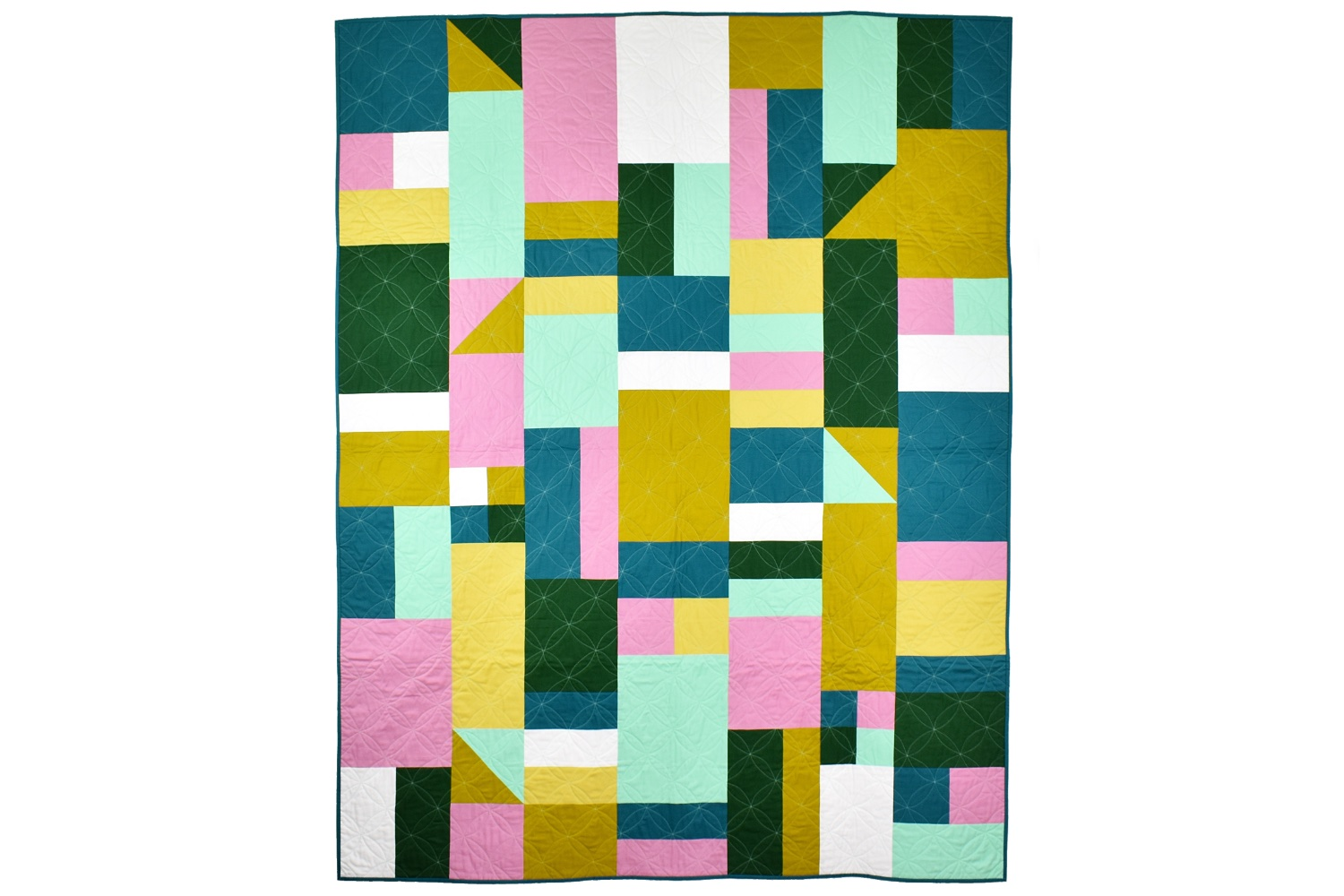 Concrete Jungle | A Quilt Pattern