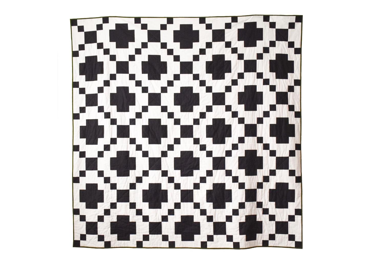 Modern Crossing Quilt | A Quilt Pattern
