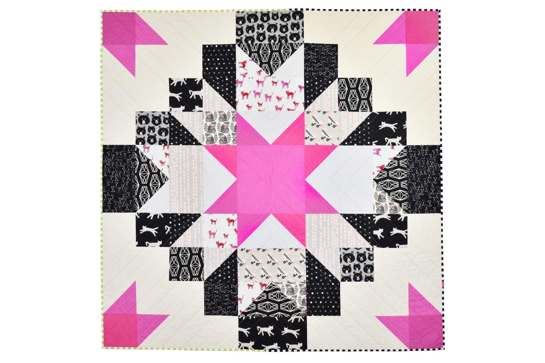 Etoile Quilt | Scrappy Version