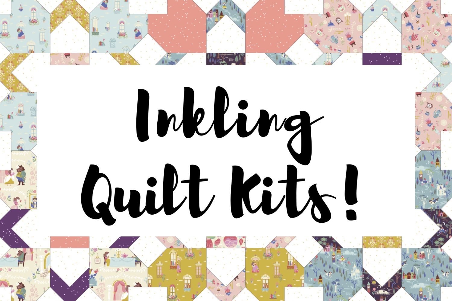 Inkling Quilt Kits!
