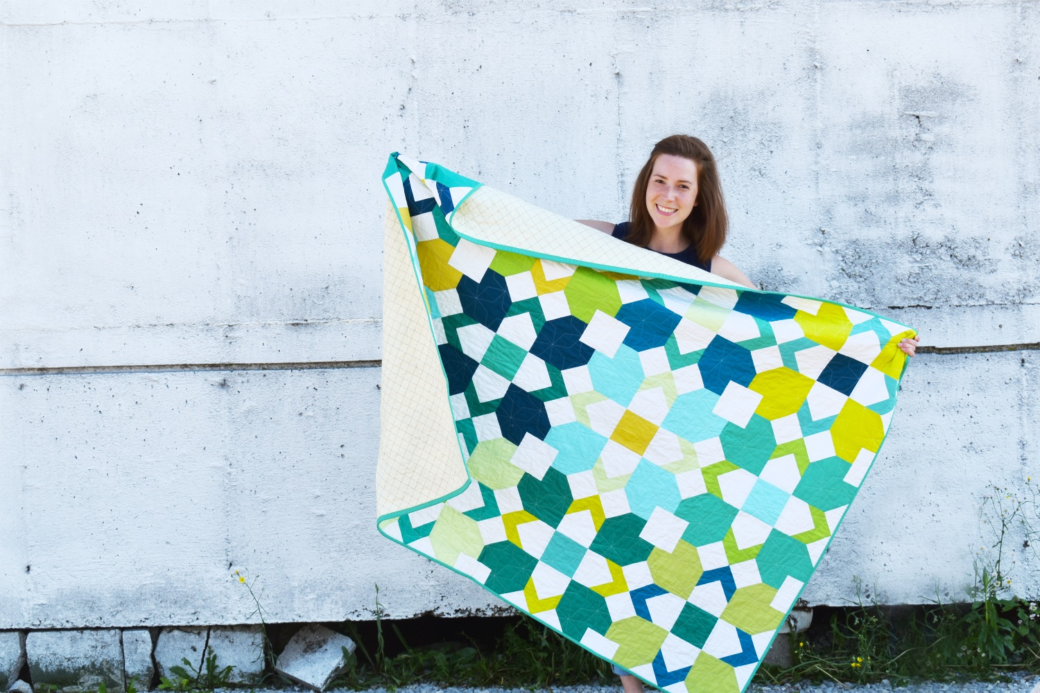 Inkling | A Quilt Pattern