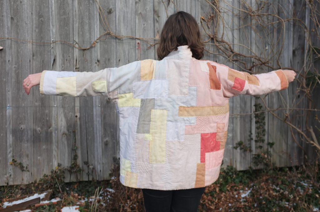 quilt coat patterns