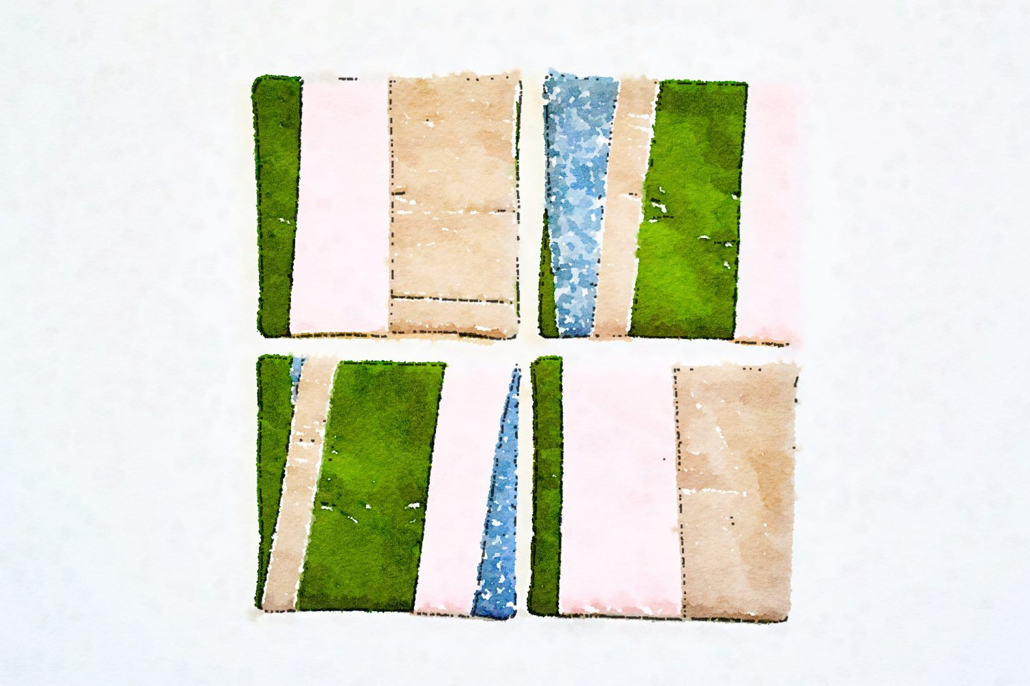scrappy coasters free tutorial