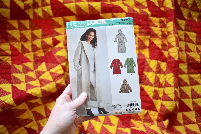quilt coat how to diy
