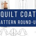 quilt coat pattern round-up