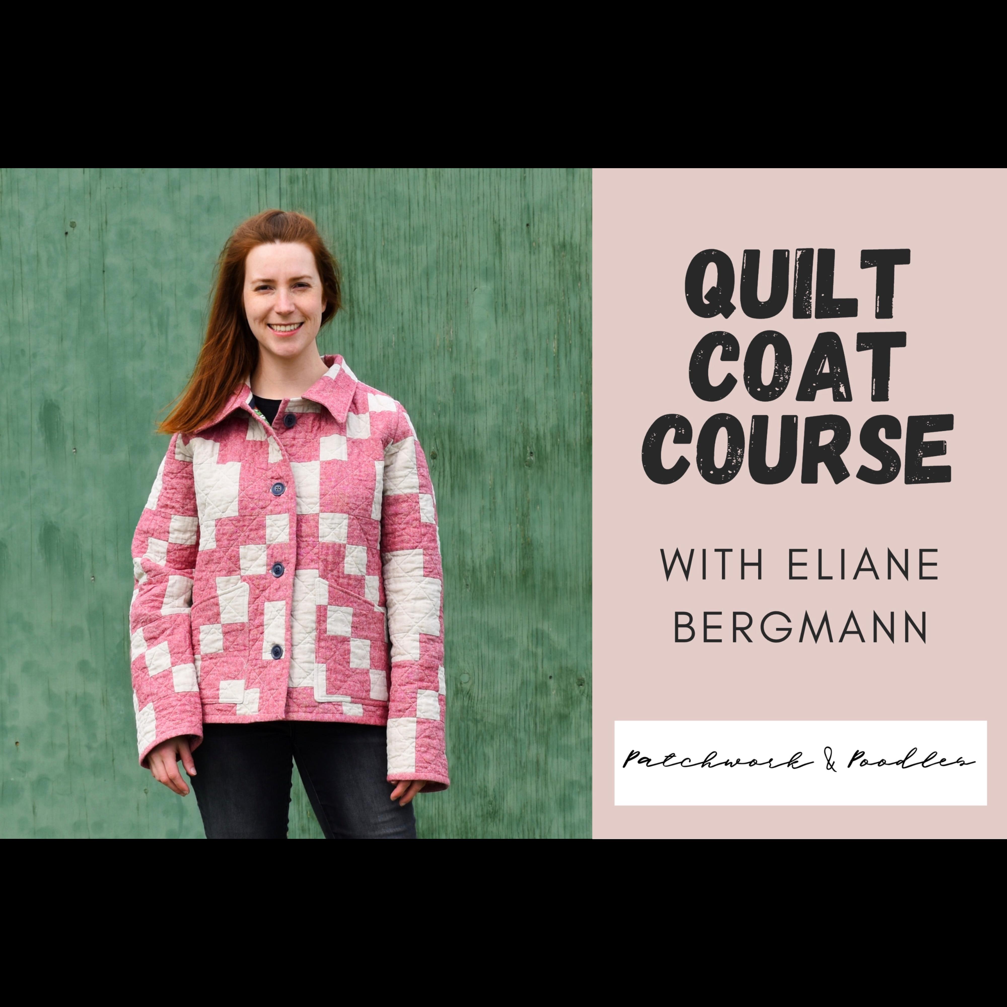 Quilt Coat Course