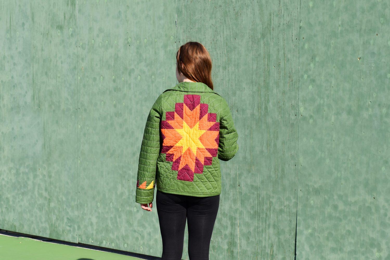 Harvest Star Quilt Coat