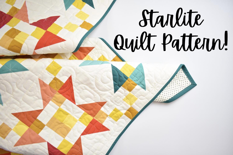 Starlite Quilt – Cover Version