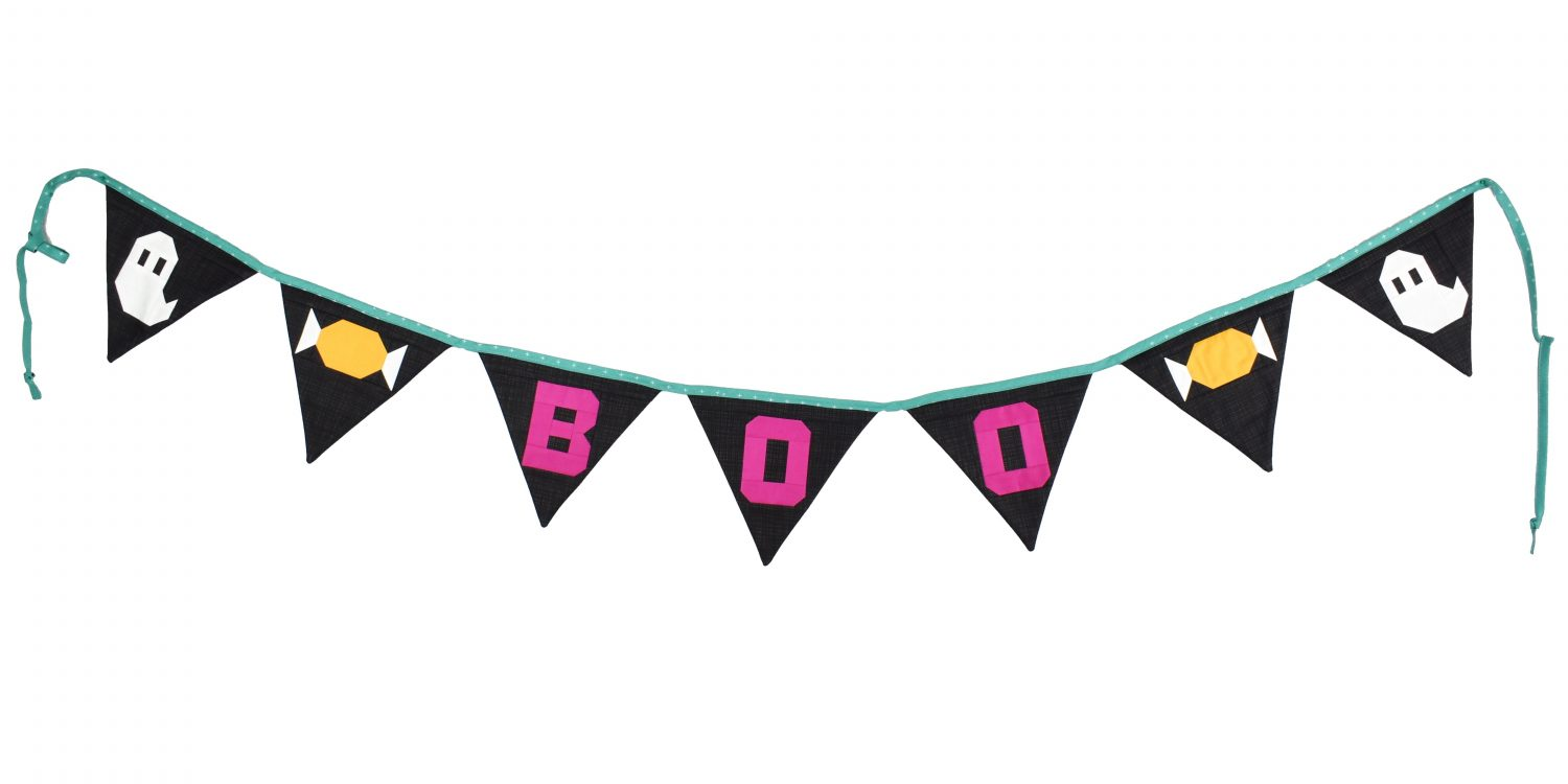 Boo Bunting project