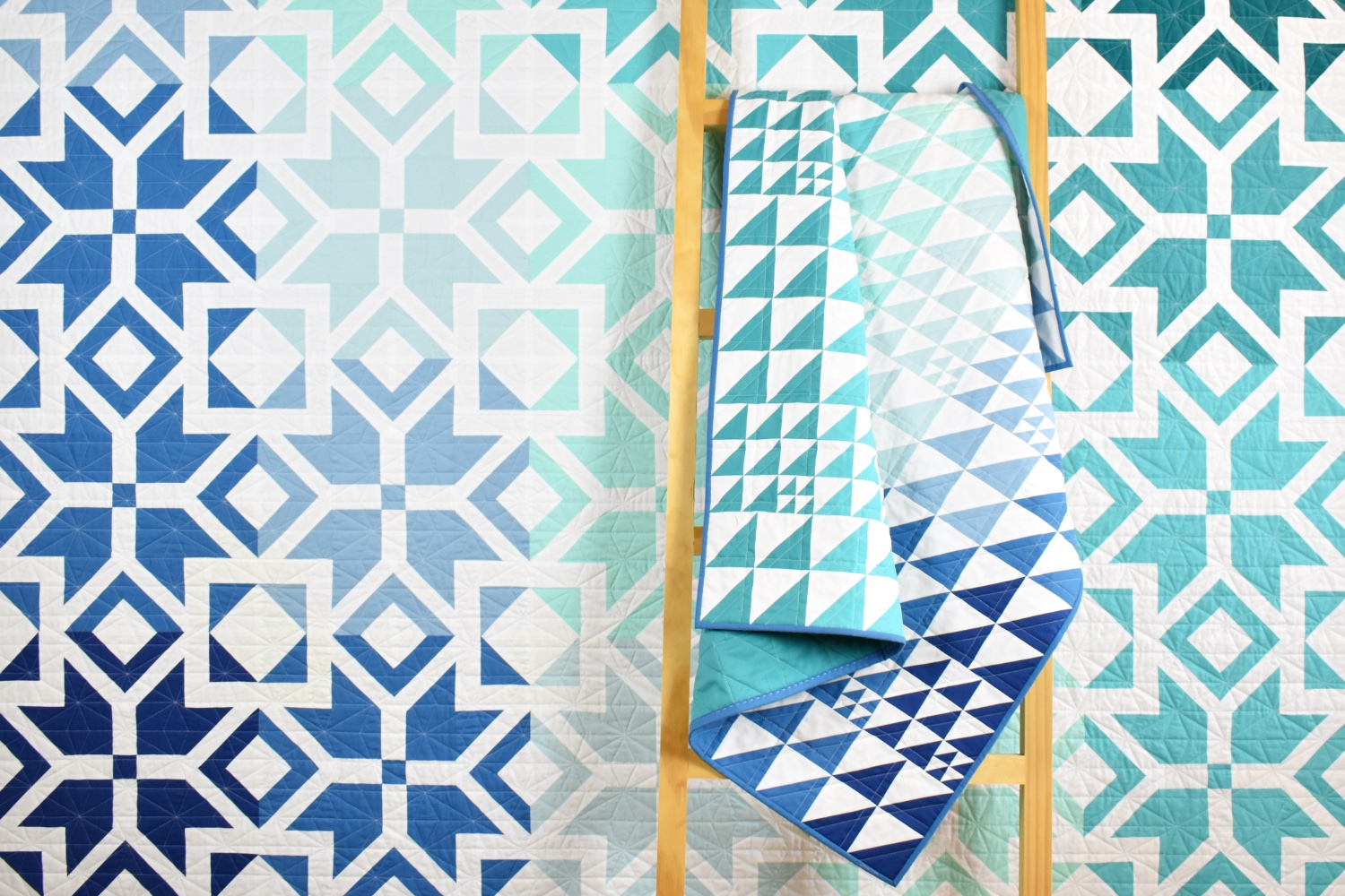 All About the Nordic Star Quilt!
