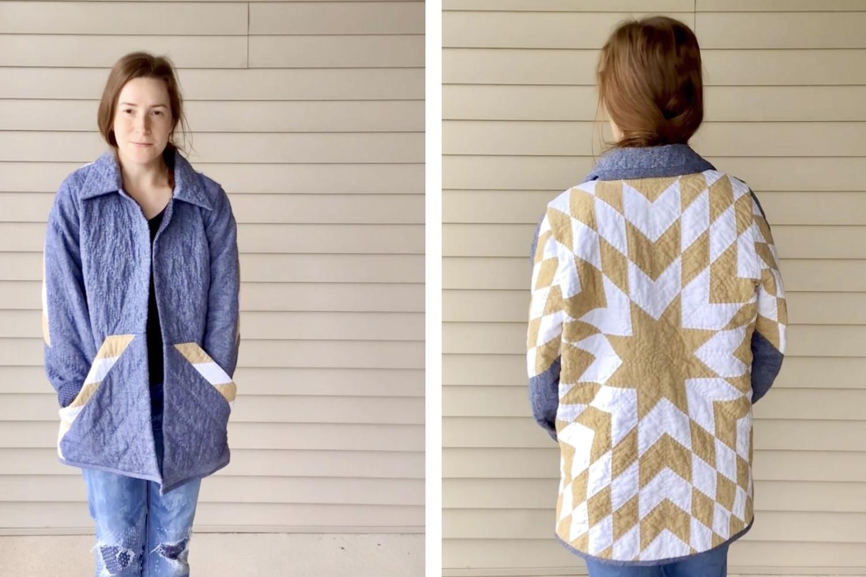 Lone Star Quilt Coat